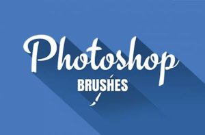 Photoshop Brushes for digital Painting with Oil Texture Pack