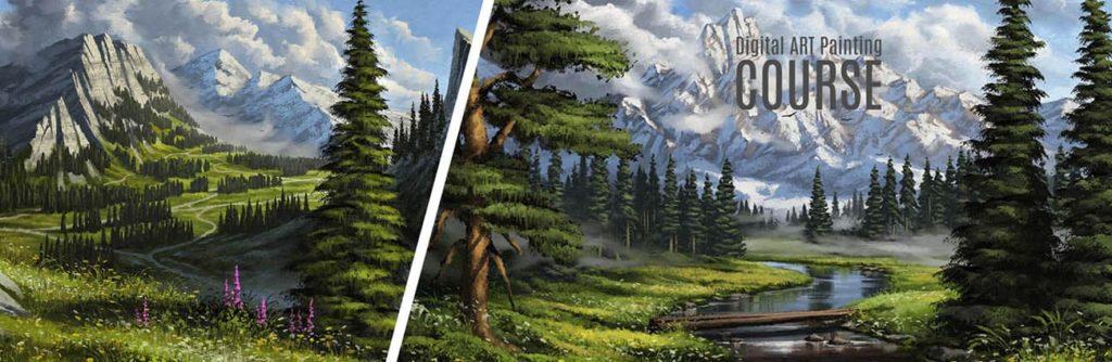 Digital_Landscape_Painting_Tutorial
