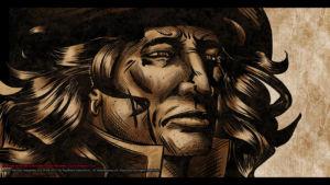Neville closeup Concept Art by Michael Adamidis