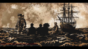 Pirates are coming Concept Art by Michael Adamidis