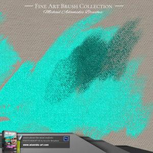 PS CC Brushes Oil Brushes Photoshop Acrylic Brushes realistic Brush pack