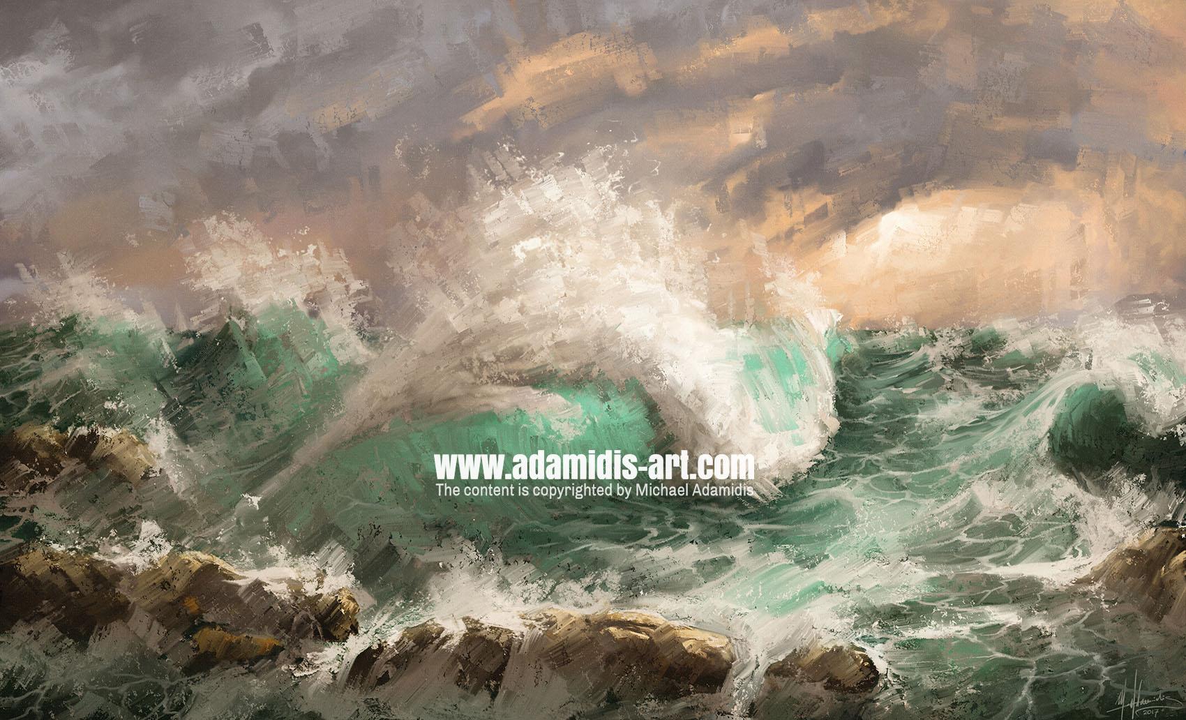 x-Gumroad-Download-Adamidis-Brushes - Michael Adamidis Art