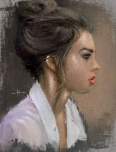 Best realistic Photoshop Painting Brushes Portrait Oil Brushes MABrushes fb