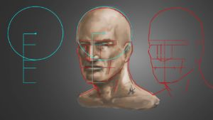 Face Construction Rules by Michael Adamidis